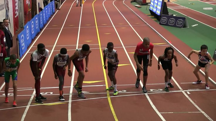 Race Video NYRR Millrose Games 2016