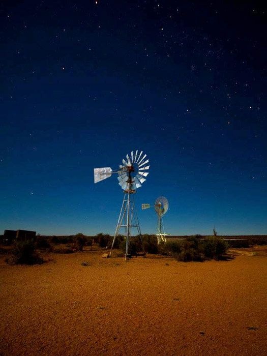 The Karoo, South Africa. Photo by Willem Law