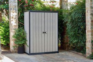 Small Outdoor Storage Units – Keter High Store. Low Maintenance. Competitive Price. Read the full review: