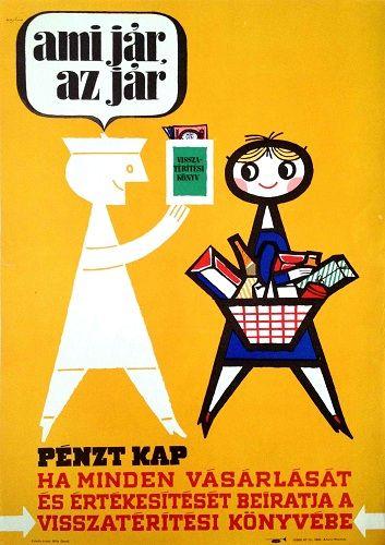 You get what you deserve...You will get money.. (Bottlik, József - 1967)