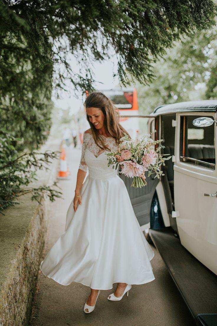 Beautiful Classic English Countryside Wedding