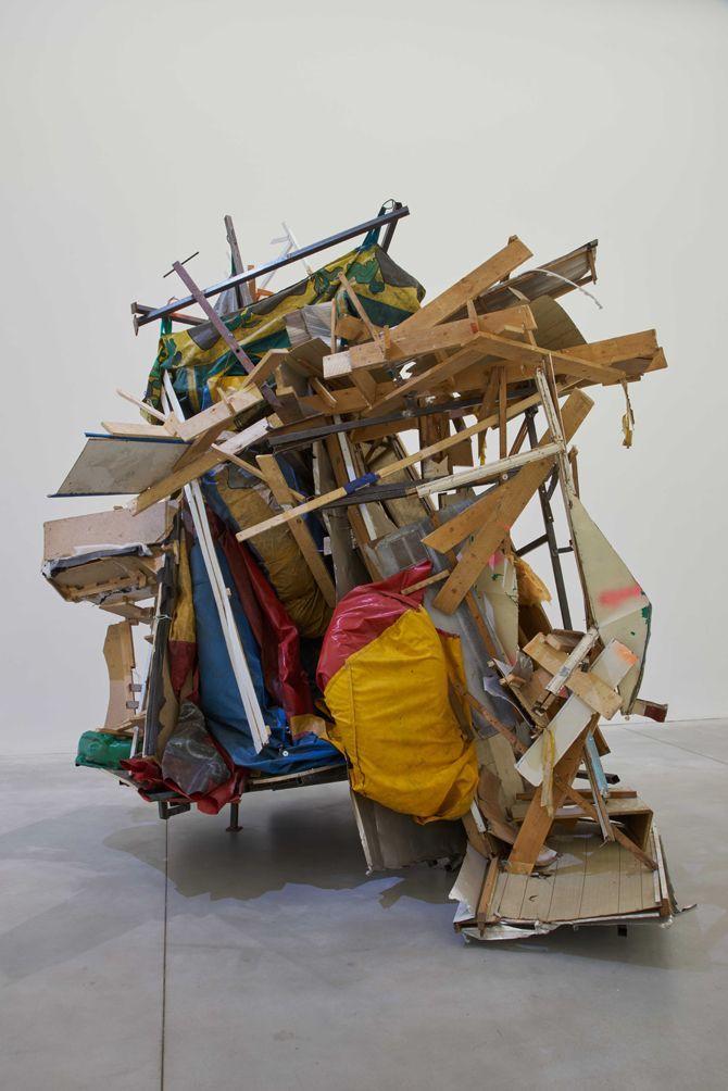De 'troep' van Peter Buggenhout
