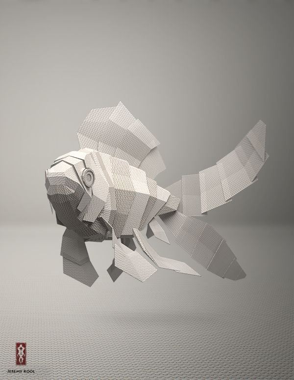 Texstyle creatures by Jeremy Kool | Inspirations Area