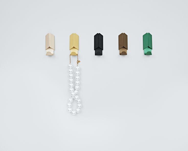 Volet Hook designed by Dimitri Bahler