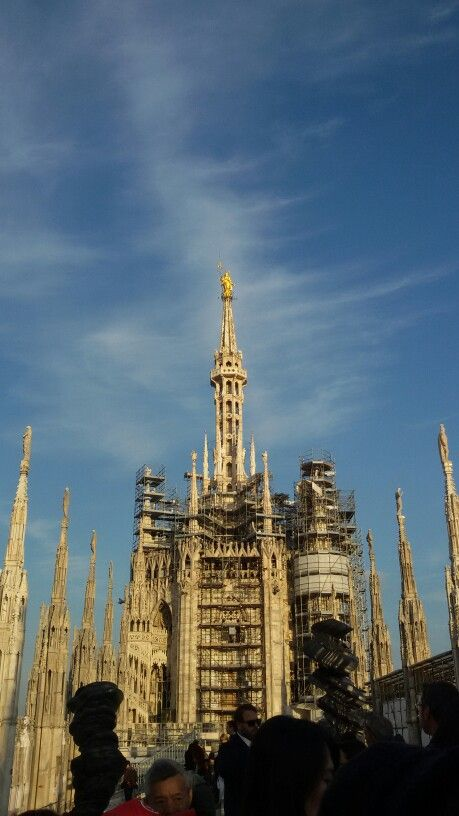 Duomo Milano 'Madunina'
