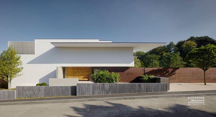 SOL House, Stuttgart by Alexander Brenner Architects