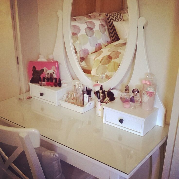 Ikea hemnes dressing table home ideas and colors for Ikea hemnes vanity table