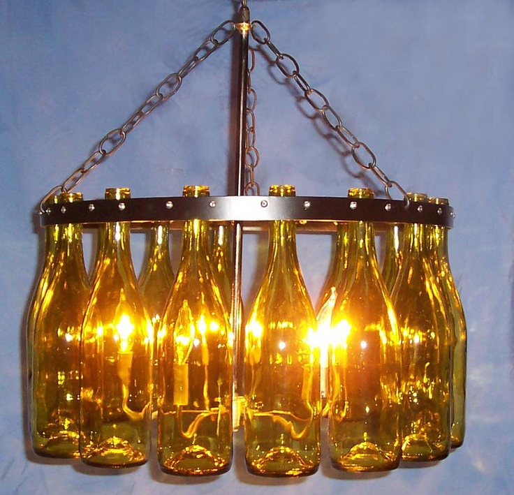 Mejores 44 imgenes de rainvilledesigns wine bottle chandeliers en beaujolais wine bottle chandelier etsyshophmsc93 aloadofball Choice Image