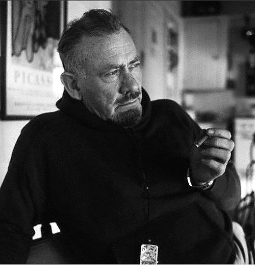 John Steinbeck ~ love his books. East of Eden one of my favorites