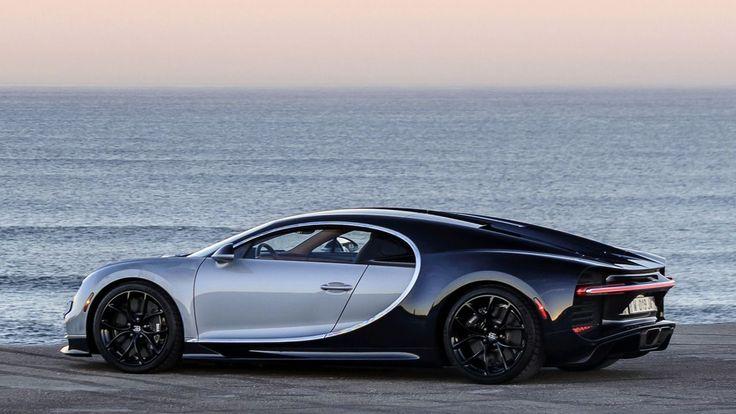 2017 Bugatti Chiron: First Drive #BugattiChiron