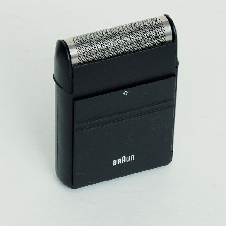 Braun Pocket Shaver Dieter Rams And Product Design
