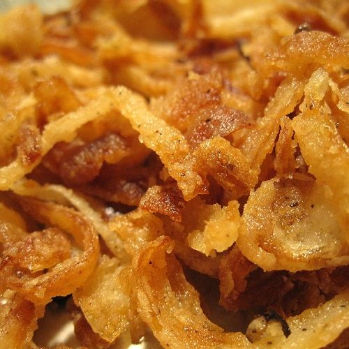 Ruby Tuesday Onion Straws Recipe