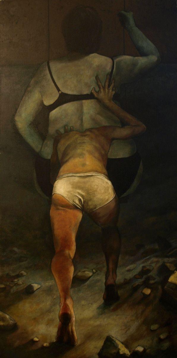 Krzysztof Powałka - Kobieta współczesna II -200x100cm - 8000 zł Oś czasu - malarstwo Jana, Michała i Krzysztofa Powałków w officyna art & design. Wernisaż 13.01.2017 godz. 19:00 http://artimperium.pl/wiadomosci/pokaz/769,os-czasu-wystawa-jana-michala-i-krzysztofa-powalkow-officyna-art-design#.WHAHqlPhDIU