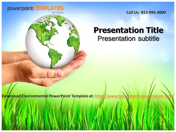 Download Environmental PowerPoint Template at: http://www.templatesforpowerpoint.com/powerpoint-environmental