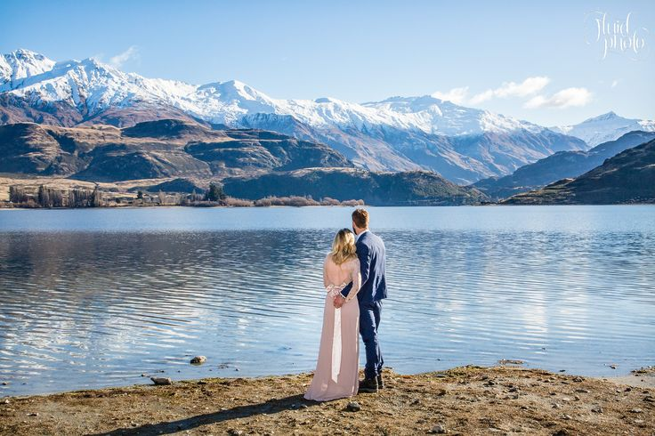 Wedding at Glendhu Bay on the western shores of Lake Wanaka offering spectacular lake and mountain views. Wedding organised by www.theweddingcompany.co.nz Photograph by www.fluidphoto.com