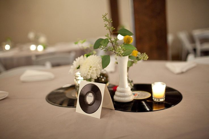 Julie Blanner KC Event and Wedding Planner | Entertaining Design DIY Home and Decorating Blog: Music Themed Wedding