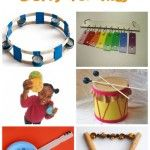 Maak je eigen muziekinstrument - Musical Instrument Crafts - Fun Family Crafts