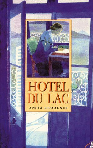 Hotel du Lac by Anita Brookner (Edith Hope writes romance novels under a pseudonym. When her life begins to resemble the plots of her own novels Edith flees to Switzerland where the luxury of the Hotel du Lac promises to restore her to her senses. Instead of peace, Edith finds herself sequestered at the hotel with an assortment of love's casualties. She also attracts the attention of a man determined to release her unused capacity for mischief and pleasure.)