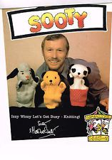 Vintage Toy/Doll Knitting Pattern Sooty Sweep & Soo Hand Puppets for sale in my eBay shop - dollie.daydreams