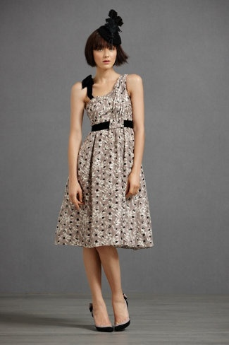 Ikat dress...would be great for bridesmaids!