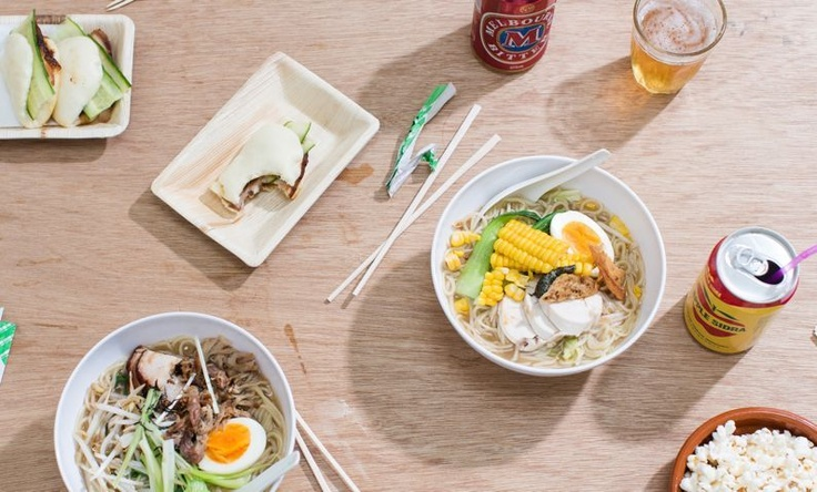 Shophouse Ramen, 48 Smith St, Collingwood, for 10 days only (1-11 feb '13)