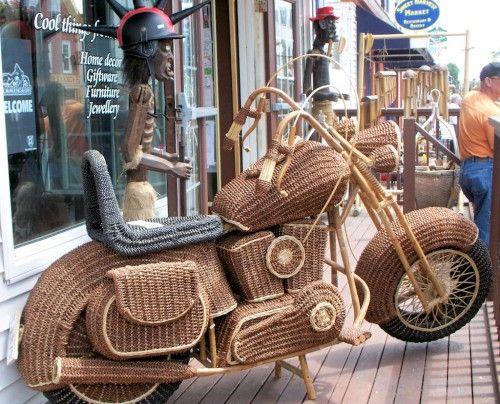 Rotan motorcycle