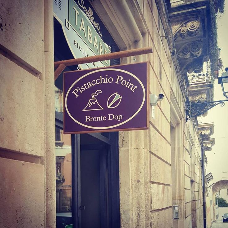 Pistachio Point In Tabarè, Oritigia. Siracusa. #sicily #ortigia #Syracuse #siracusa #pistachio #point #bronte #tabarè #sicilianfood #sicilianproducts #localfood #typicalfood #fud #delight #sweets