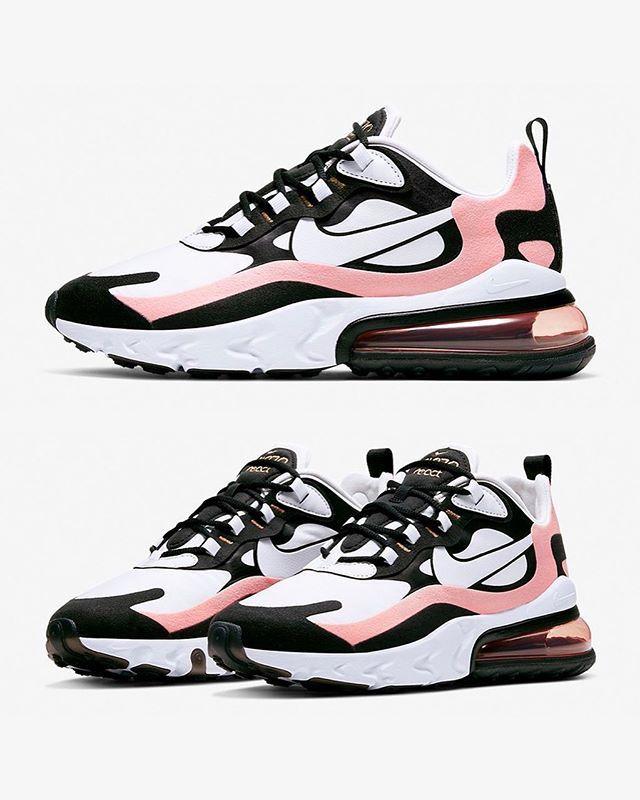 air max 270 react damen rosa