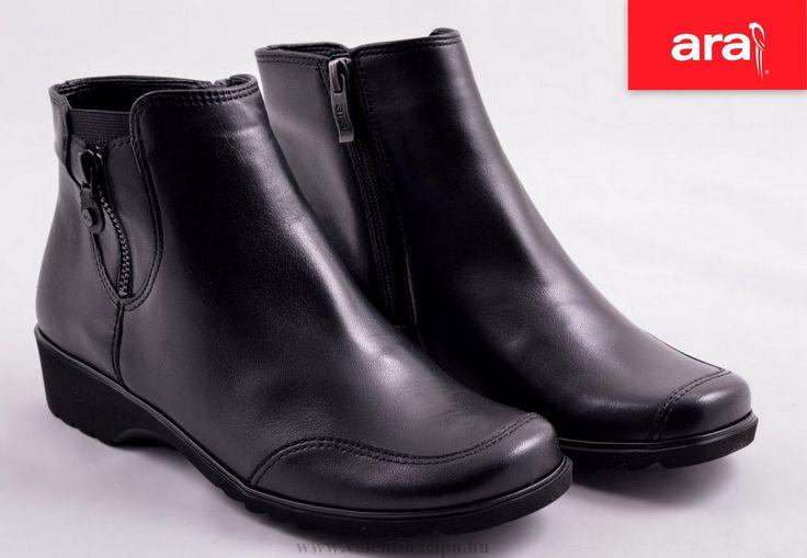Mai napi ajánlatunk Ara női fekete bokacipő :)  http://valentinacipo.hu/ara/noi/fekete/bokacipo/137439139  #ara #ara_cipőbolt #ara_webshop #ara_bokacipő