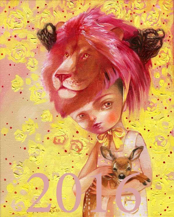 Гороскоп на 2016 год для Льва (23 июля – 22 августа)
