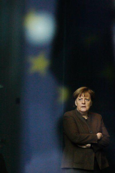 Geplatzte Abstimmung über Flüchtlingspolitik: Herzlich, aber hart - SPIEGEL ONLINE - Politik