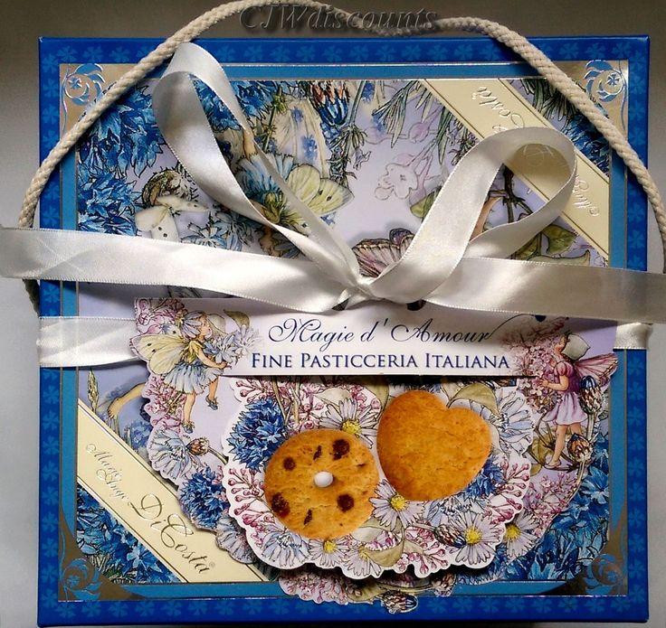 CJWdiscounts Ebay Bargain Shop:  Magie d' Amour butter, honey pastry & chocolate d...