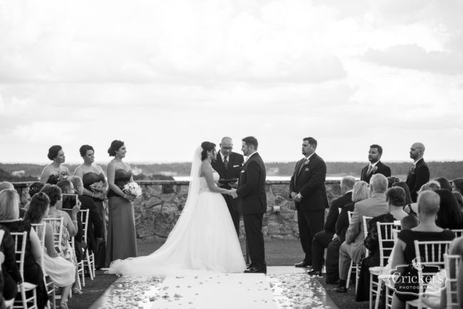 Bella Collina wedding in Montverde, FL. We had the pleasure of coordinating a very beautiful day! | Photo by Cricket's Photography