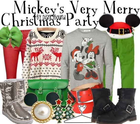 Disney and Christmas! Best outfit ever!