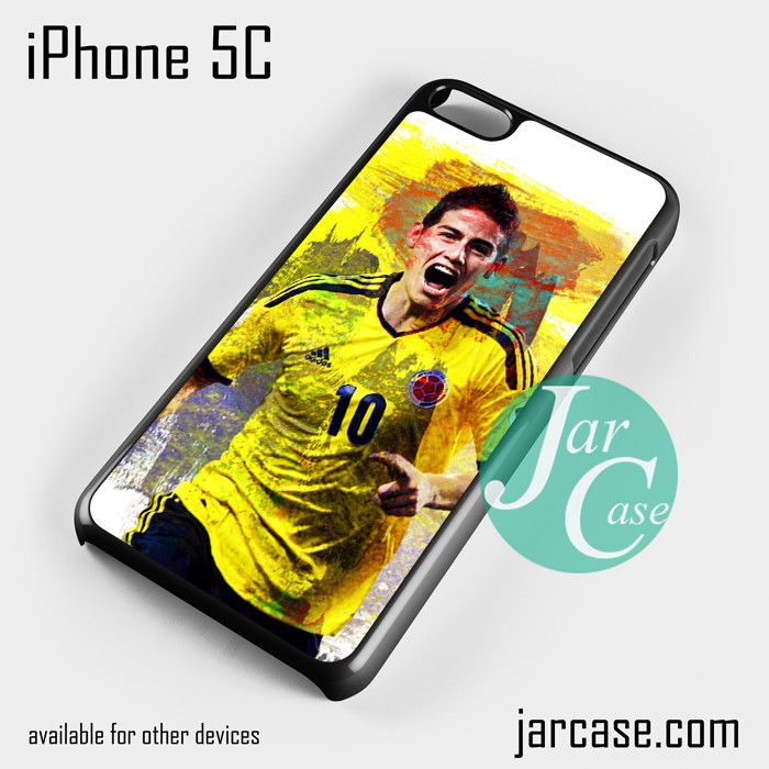 james rodriguez football player Phone case for iPhone 5C and other iPhone devices