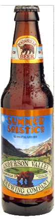 Can't wait for this to come back in season..!  Anderson Valley Summer Solstice Cerveza Crema!