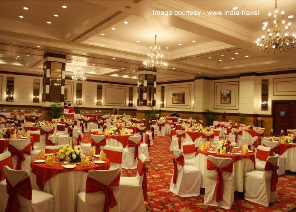 The Alluring Function Halls in Hyderabad