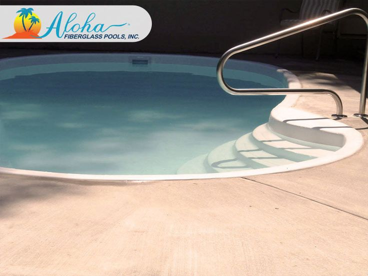 """When you are looking for exquisite design style with beautiful curves combined with a shallow depth, the Neptune Shallow is a perfect choice. The Neptune Shallow is a free form fiberglass pool that is 11'x23' and is 22"""" deep with a flat bottom.  For more information about Aloha Fiberglass Pools or to find a local pool builder in your area that can assist you, visit  www.AlohaFiberglassPools.com or call (800) 786-2318."""