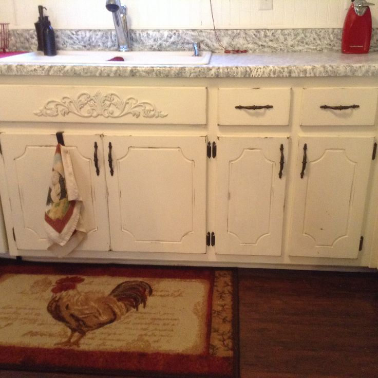 Chalk Paint Kitchen Cabinets Diy: 1000+ Images About My DIY Chalk Painted Hand Distressed