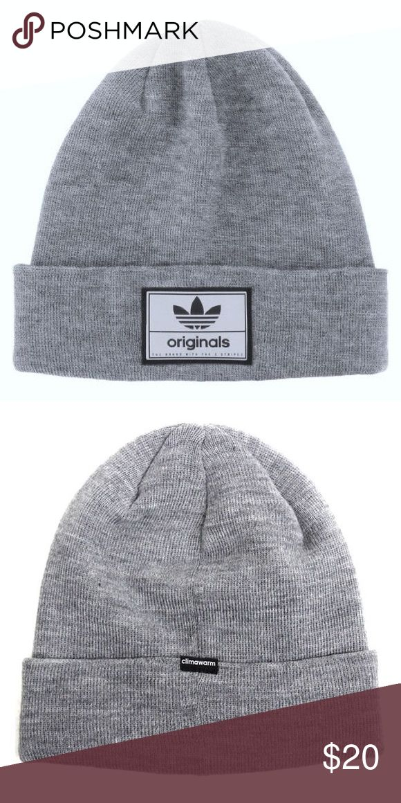 Adidas beanie Soft adidas beanie with flip down top. Purchased at urban outfitters Urban Outfitters Accessories Hats