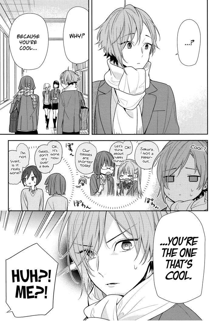 Horimiya kosuek part 2 horimiya anime manga