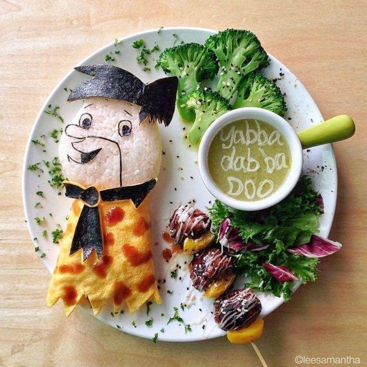 Τα απίστευτα πιάτα με φαγητό για μικρούς (και μεγάλους)