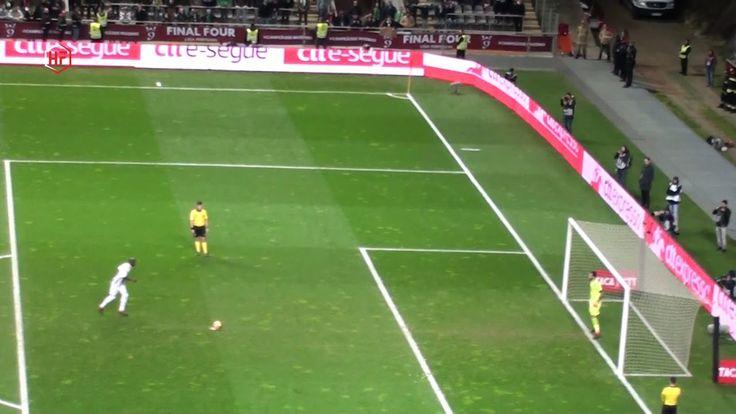 Setúbal 4  - 5 Sporting - Todas as grandes penalidades   Final Four Taça...