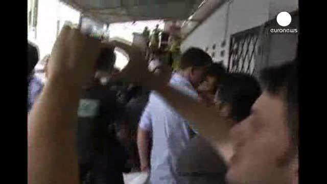 Deportados los turistas que posaron desnudos en el monte Kinabalu de Malasia