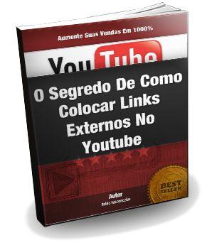 O Segredo De Como Colocar Links Externos No Youtube :: Serginho-sucesso