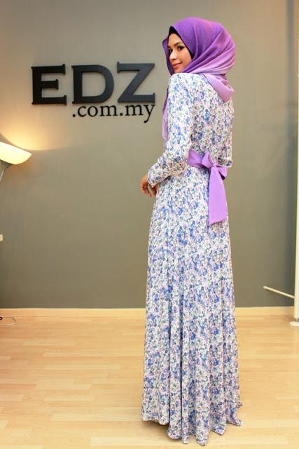 Back Jubah Dress