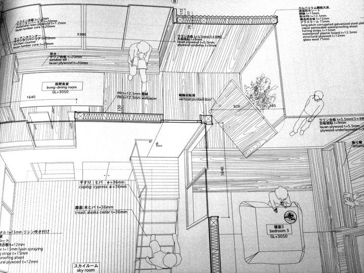 416 best Graphics images on Pinterest | Architectural drawings ...
