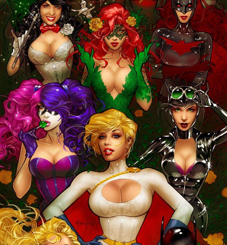 Her super hero erotic comics torrent