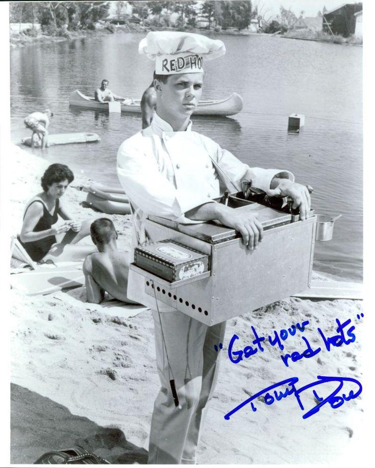 Tony Dow (Leave It to Beaver) signed authentic 8x10 photo COA