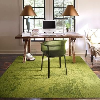 Down to Earth Grass Carpet Tile